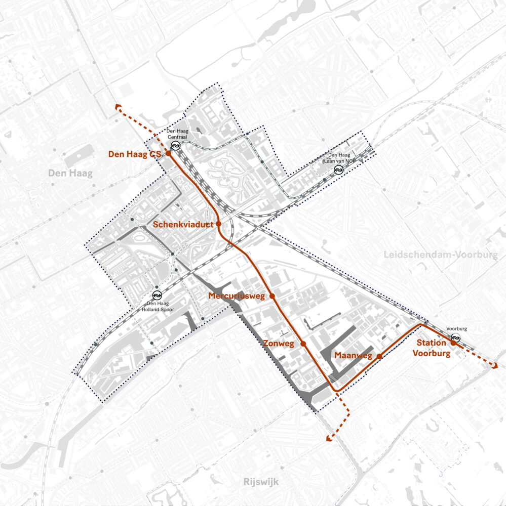 Betere OV-verbinding Binckhorst